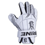 Brine Uprising Lacrosse Gloves 13 (White)