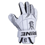 Brine Uprising Lacrosse Gloves 12 (White)