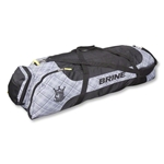 Brine Magnus Extra Large Lacrosse Equipment Bag (Black)