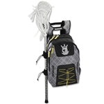 Brine Blueprint Lacrosse Backpack (Black)