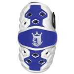 Brine Triumph Lacrosse Elbow Guards (Royal)