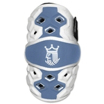 Brine Triumph Lacrosse Elbow Guards (Sky)