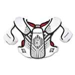 Brine Uprising Lacrosse Shoulder Pad (White)