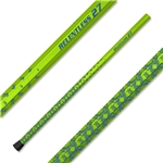 Brine Swizzle Scandium 30 Lacrosse Shaft (Neon Green)