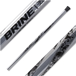 Brine A6000 Handle 60 Lacrosse Shaft (Gray)