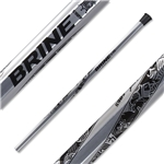 Brine A6000 Handle 40 Lacrosse Shaft (Gray)