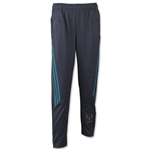 adidas Youth Messi Knit Training Pant (Dk Grey)