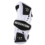 Warrior Nation 11 Lacrosse Arm Guards (White)