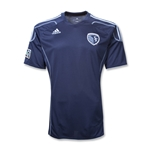 Sporting Kansas City 2011 Away Youth Soccer Jersey