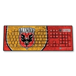 DC United Wireless Keyboard