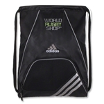 adidas World Rugby Shop Team Sackpack (Black)