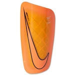 Nike Mercurial Lite Shinguard (Total Orange/Bright Citrus)