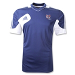 adidas USA Sevens Condivo 12 Training Shirt (Navy/White)