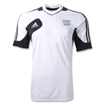 adidas World Rugby Shop Condivo 12 Training Shirt (White/Black)