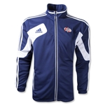 adidas Las Vegas Invitational Condivo 12 Training Jacket (Navy/White)