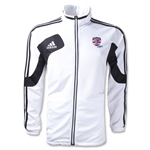 adidas USA Sevens Condivo 12 Training Jacket (White/Black)