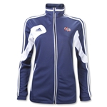 adidas Las Vegas Invitational Women's Condivo Training Jacket (Navy/White)