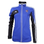 adidas USA Sevens Women's Condivo 12 Training Jacket (Royal/Black)