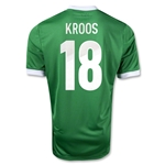 Germany 12/13 KROOS Away Soccer Jersey