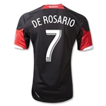 D.C. United 2013 DE ROSARIO Authentic Primary Soccer Jersey