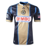 Philadelphia Union 2013 Primary Authentic Soccer Jersey