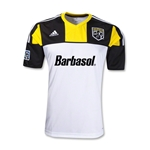 Columbus Crew 2012 Away Youth Soccer Jersey