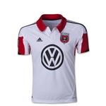 D.C. United 2013 Away Youth Jersey