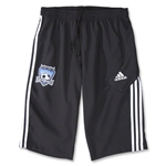 San Jose Earthquakes 3/4 Pants