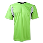 High Five Helix Soccer Jersey (Lime)