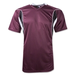 High Five Helix Soccer Jersey (Maroon)