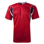 High Five Helix Soccer Jersey (Red)