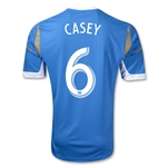 Philadelphia Union 2014 CASEY Secondary Replica Soccer Jersey