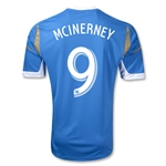 Philadelphia Union 2014 MCINERNEY Replica Secondary Soccer Jersey