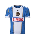 Philadelphia Union 2014 Secondary Youth Replica Soccer Jersey