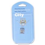 Manchester City Plated Necklace