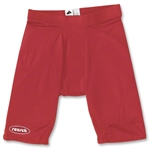 reusch Padded Compression Goalkeeper Shorts (Red)