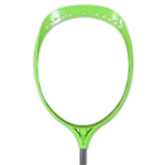 Maverik Base Goalie Unstrung Lacrosse Head (Neon Green)