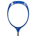 Maverik Base Goalie Unstrung Lacrosse Head (Royal)