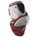 Maverik Rome Attack Lacrosse Arm Guards (Red)