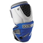 Maverik Rome Mid Lacrosse Arm Pads (Royal)