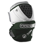 Maverik Rome Defense Lacrosse Arm Pads Arm Pad (Dark Green)