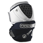 Maverik Rome Defense Lacrosse Arm Pads (Navy)