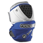 Maverik Rome Defense Lacrosse Arm Pads (Royal)