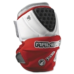 Maverik Rome Defense Lacrosse Arm Pads (Red)