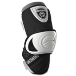Maverik Prime Attack Lacrosse Arm Guards (Black)