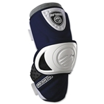 Maverik Prime Attack Lacrosse Arm Guards (Navy)