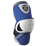 Maverik Prime Attack Lacrosse Arm Guards (Royal)