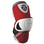 Maverik Prime Attack Lacrosse Arm Guards (Red)