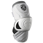 Maverik Prime Attack Lacrosse Arm Guards (White)