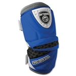 Maverik Prime Mid Lacrosse Arm Pads (Royal)